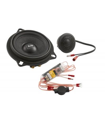 BLAM BM100S komponentiniai garsiakalbiai (BMW) - Garsiakalbiai pagal automobilį