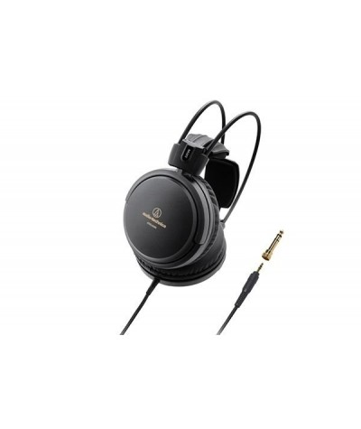 Audio-Technica ATH-A550Z uždaros over-ear ausinės - Dedamos ant ausų (on-ear)