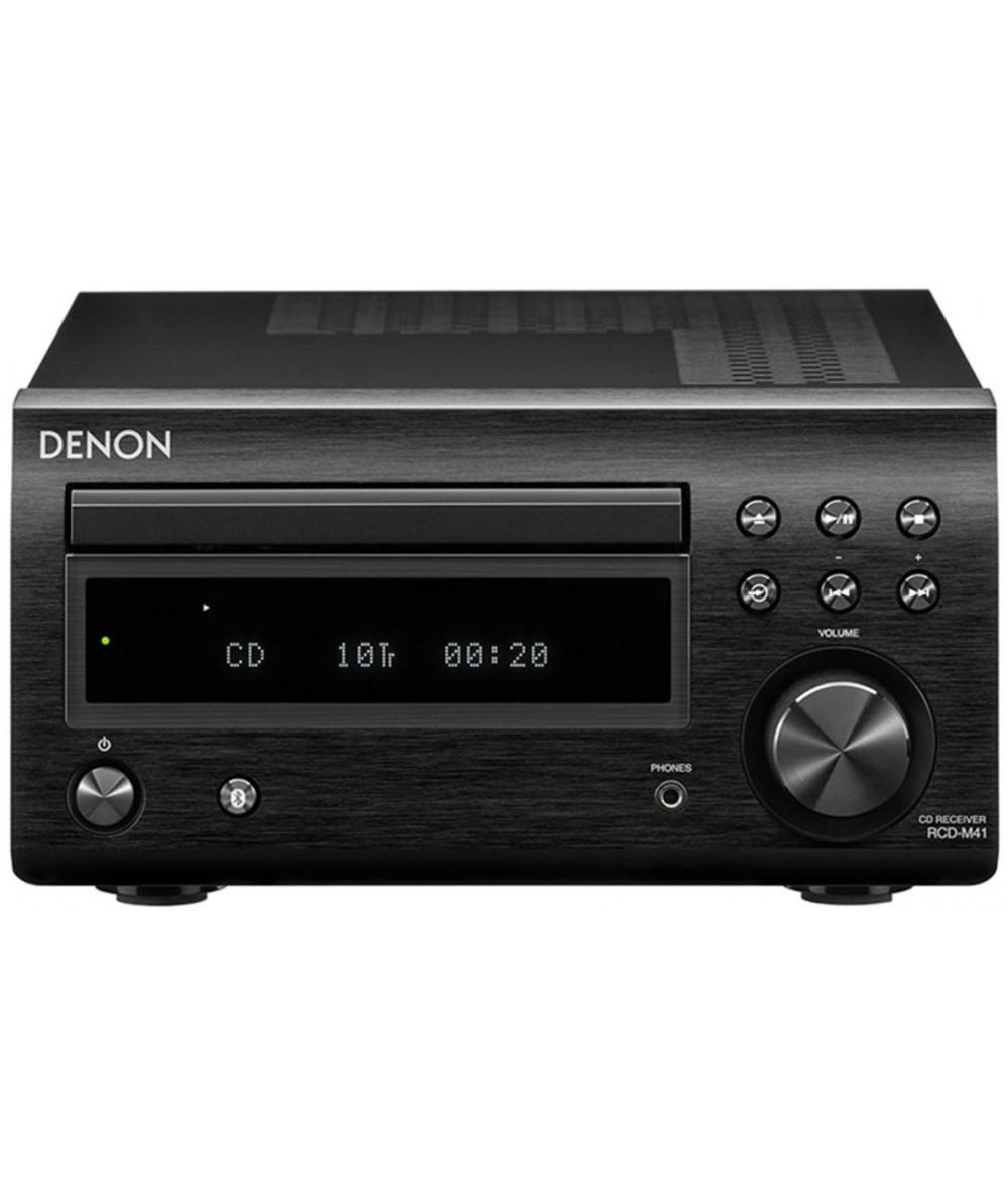 Denon RCD-M41 stereo stiprintuvas su CD