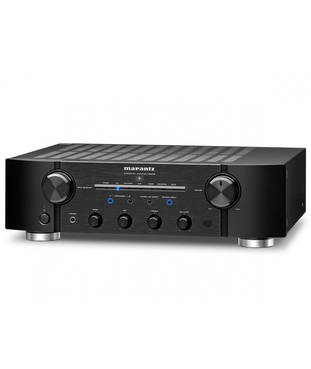 Marantz PM8006 integruotas stereo stiprintuvas - Stereo stiprintuvai