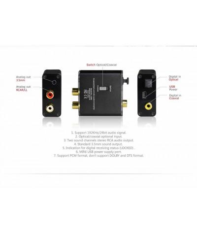 FiiO Taishan DAC skaitmeninis-analoginis konverteris