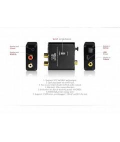 FiiO Taishan DAC skaitmeninis-analoginis konverteris - DAC (keitikliai)