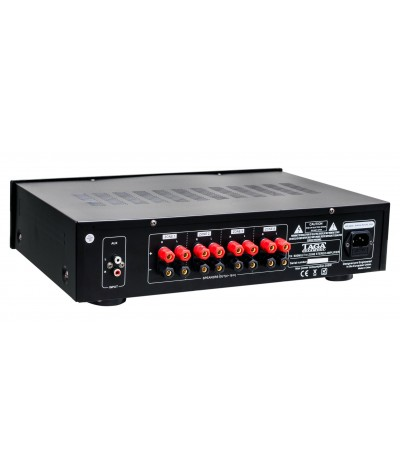 TAGA Harmony TA-600multi 4 zonų stiprintuvas - Stereo stiprintuvai