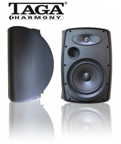 TAGA Harmony TOS-715 v.2 lauko garso kolonėlės (pora)