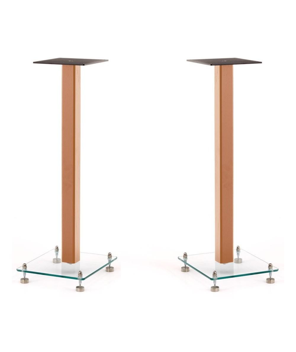Custom Design SQ 400 Wood kolonėlių stovai (pora) - Kolonėlių stovai