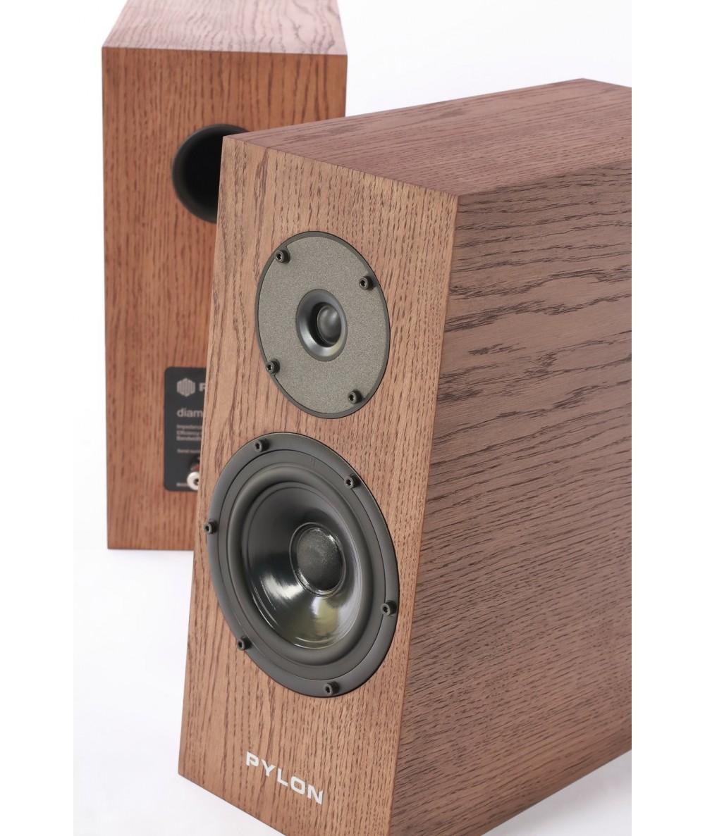 PYLON Audio Diamond Sat lentyninės garso kolonėlės - Lentyninės kolonėlės