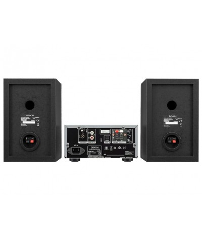 Denon D-T1 stereo garso sistema - Mini HiFi sistemos