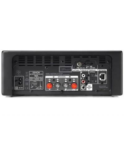 Elac Debut B5.2 + Denon RCD-N10 - Stereo komplektai