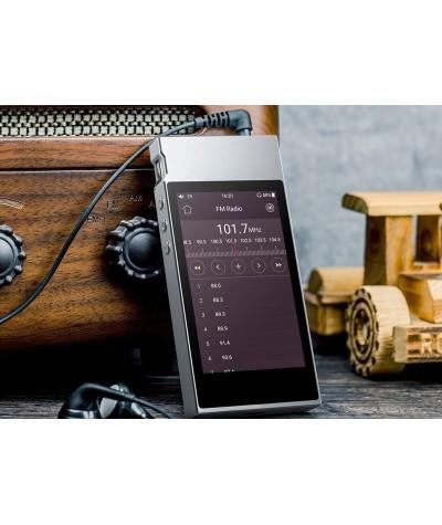 FiiO M7 nešiojamas HiFi muzikos grotuvas - Nešiojami grotuvai