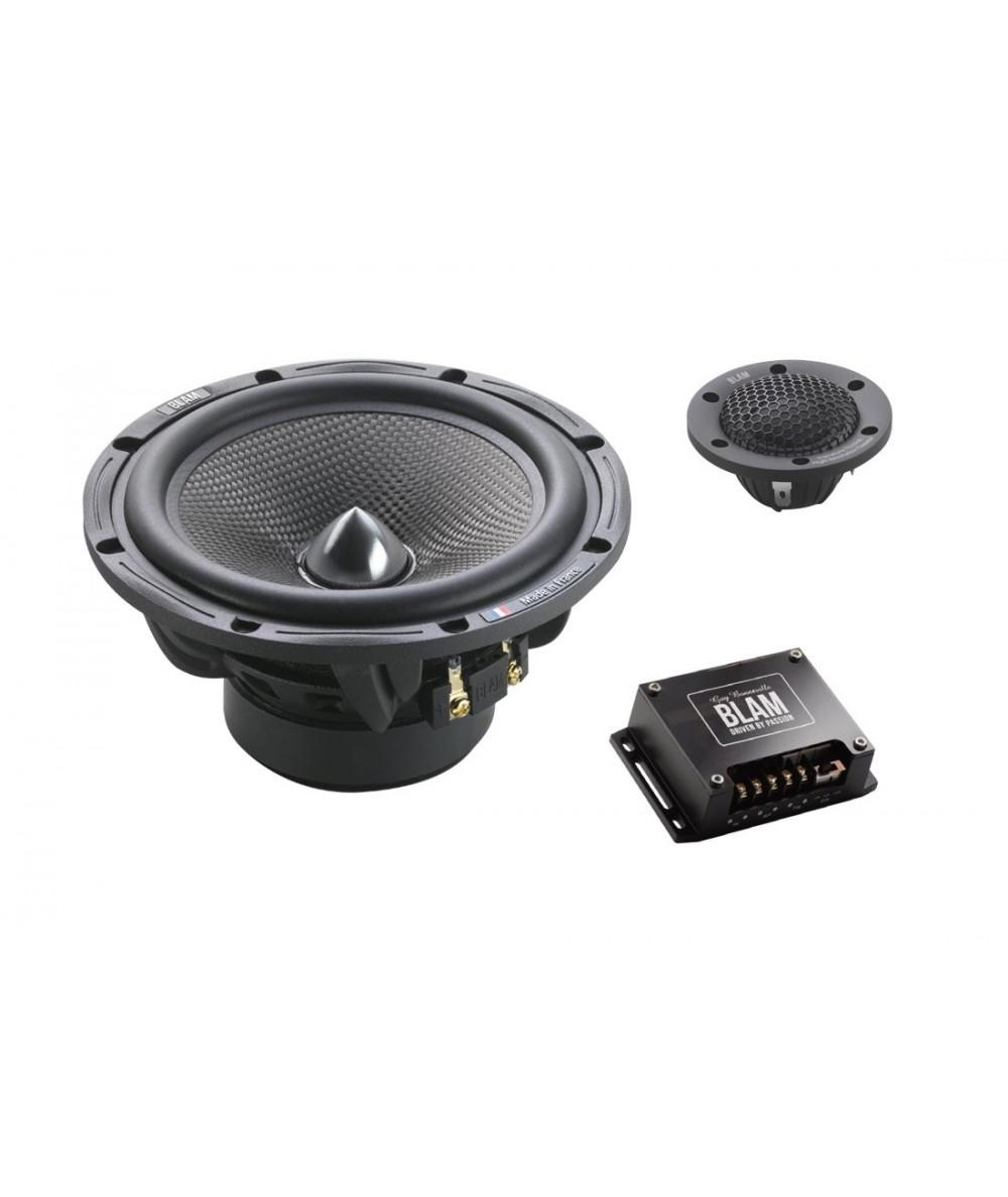 BLAM Audio Signature S165.85 - Komponentiniai garsiakalbiai