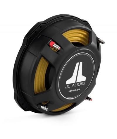 JL AUDIO 12TW3-D4 žemų dažnių garsiakalbis - Žemų dažnių garsiakalbiai