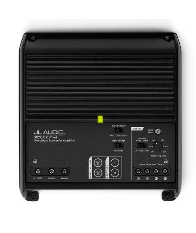 JL AUDIO XD300/1V2 1 kanalo stiprintuvas - Stiprintuvai