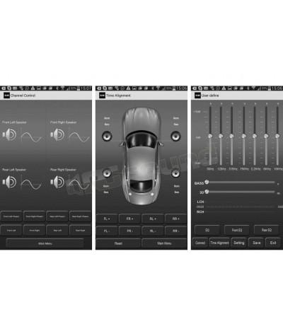 BLAM Audio RA 704RT DSP procesorius - DSP procesoriai