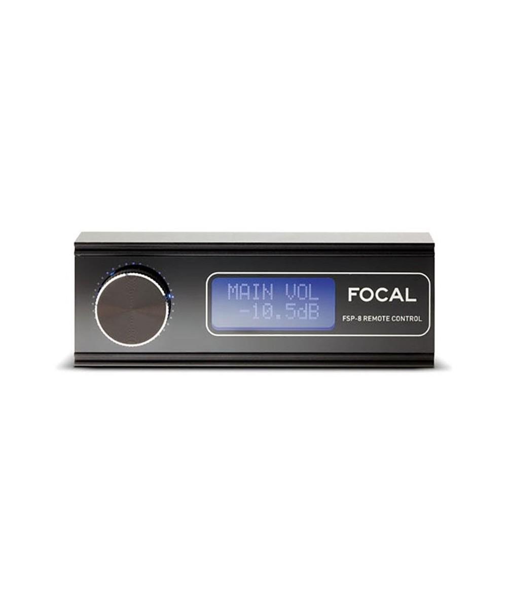 Focal FSP-8 valdymo pultas - DSP procesoriai