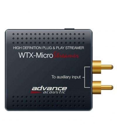 Advance Acoustic WTX-Microstreamer tinklo grotuvas - Tinklo grotuvai