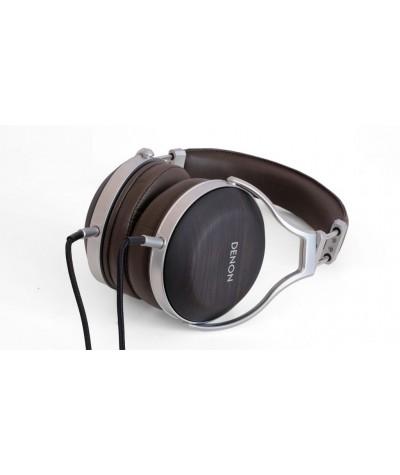 DENON AH-D5200 ant galvos dedamos ausinės - Dedamos ant ausų (on-ear)