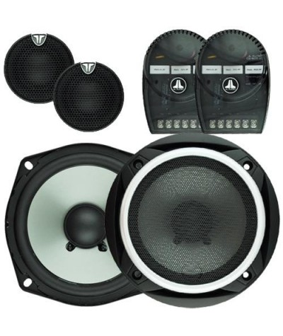 JL AUDIO C2-525 komponentiniai garsiakalbiai - Komponentiniai garsiakalbiai