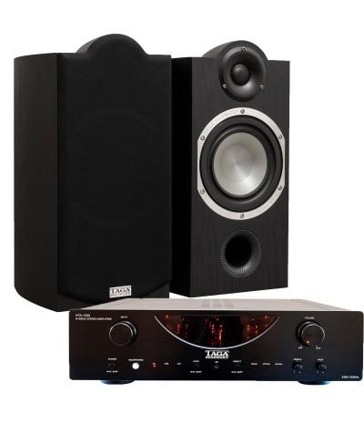 TAGA Harmony HTA-800 + Platinum v.3 B-40