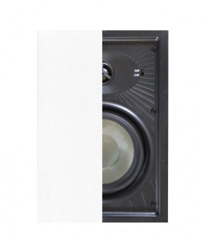 Melodika BLi6W įmontuojama į sieną kolonėlė - Įmontuojamos kolonėlės