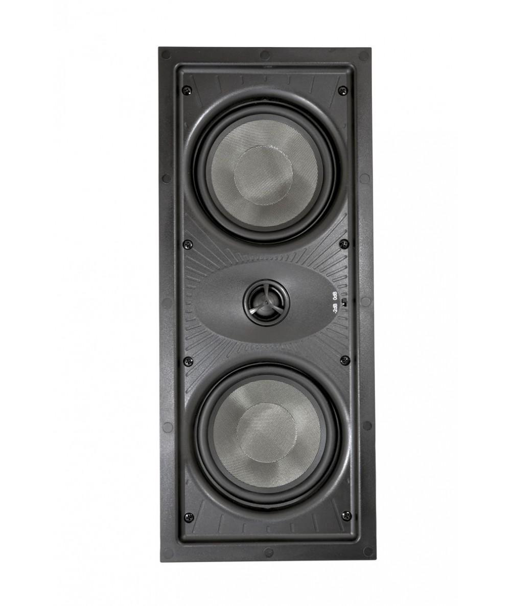 Melodika BLi5 LCR įmontuojama centrinė kolonėlė - Įmontuojamos kolonėlės