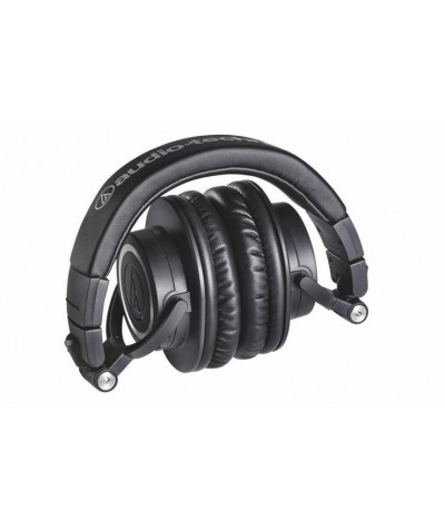 Audio-Technica ATH-M50xBT ausinės su Bluetooth - Belaidės ausinės