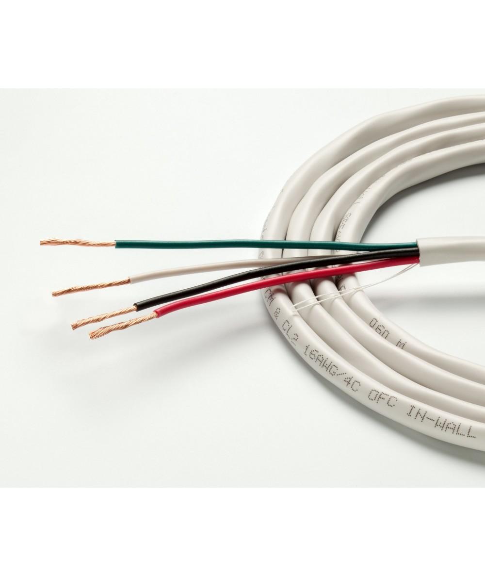 TAGA Harmony TCL-4 instaliacinis garsiakalbių kabelis - Matuojami kolonėlių kabeliai