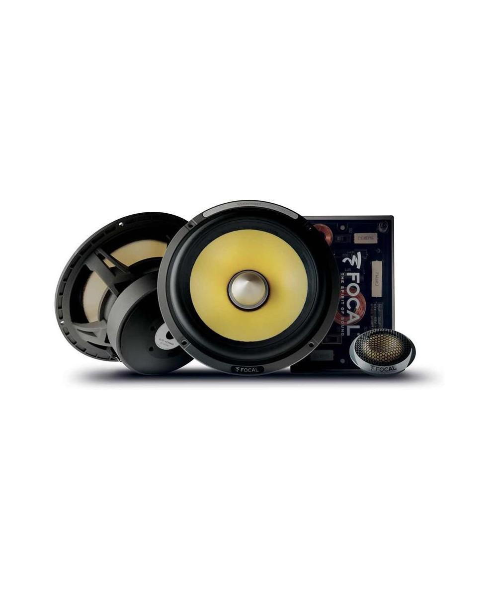 Focal K2 Power ES 165KX2 komponentiniai garsiakalbiai 16,5cm - Komponentiniai garsiakalbiai