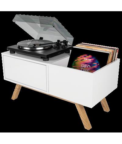 Glorious Lowboard staliukas plokštelių grotuvo sistemai - Spintelės aparatūrai