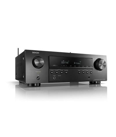 Denon AVR-S650H 5.2 kanalo tinklinis resiveris - Namų kino stiprintuvai