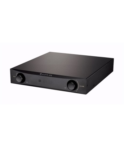 NuPrime IDA-8 stereo stiprintuvas su DAC - Stereo stiprintuvai