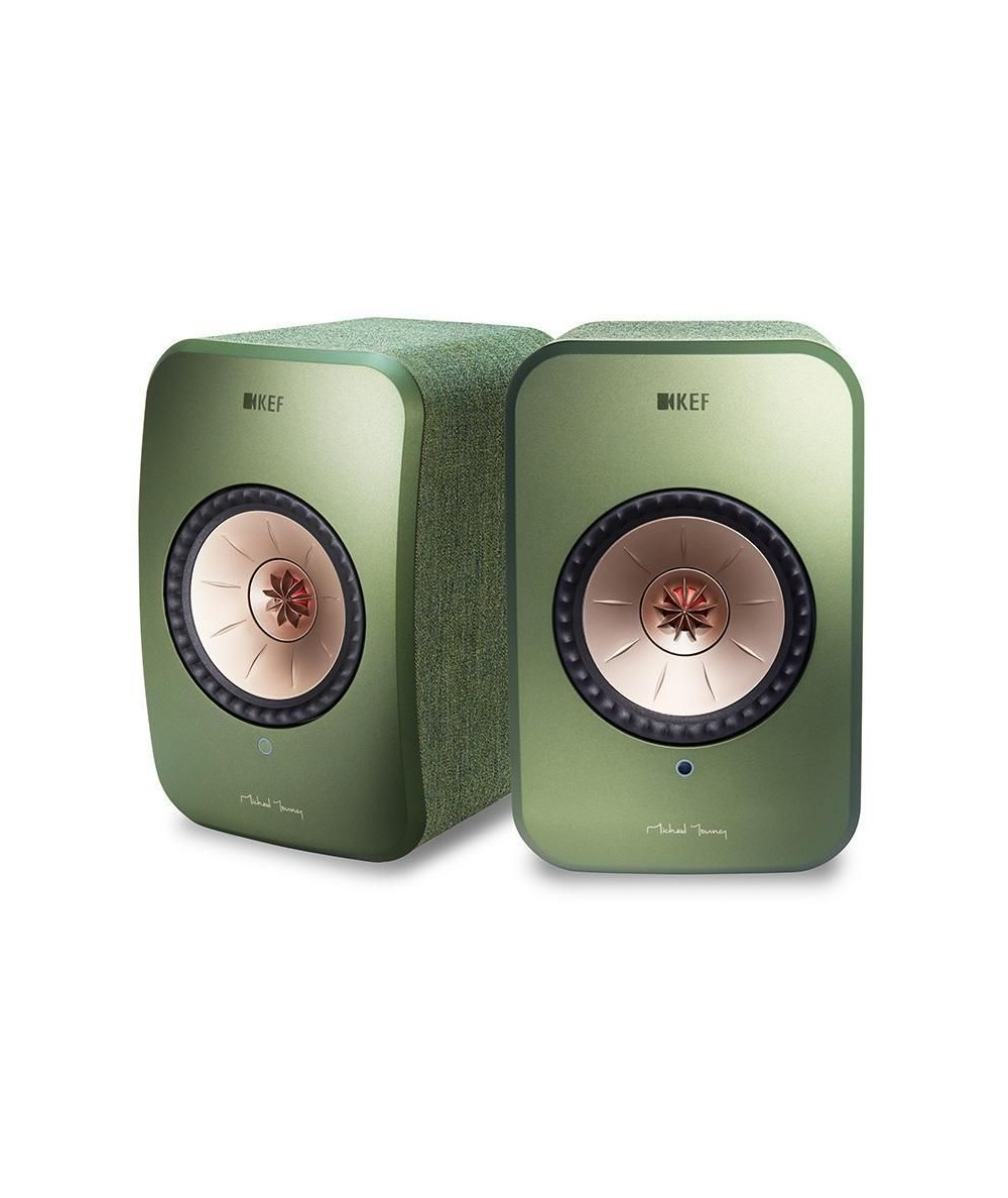KEF LSX aktyvios garso kolonėlės - Aktyvios kolonėlės