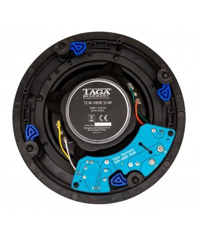 TAGA Harmony TCW-480R Slim plonos įmontuojamos į lubas kolonėlės - Įmontuojamos kolonėlės