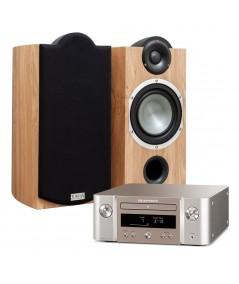 Marantz Melody X + TAGA Harmony Platinum B-40 v.3 - Stereo komplektai