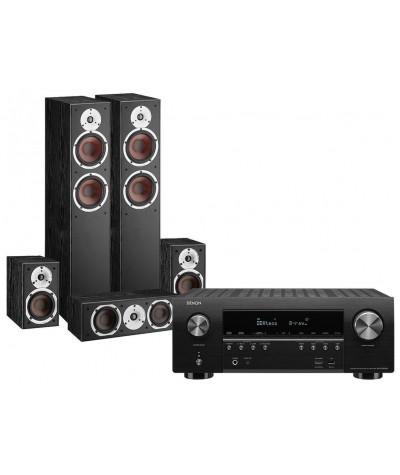 Denon AVR-X2700H + DALI Spektor 6/1/Vokal - Namų kino sistemos