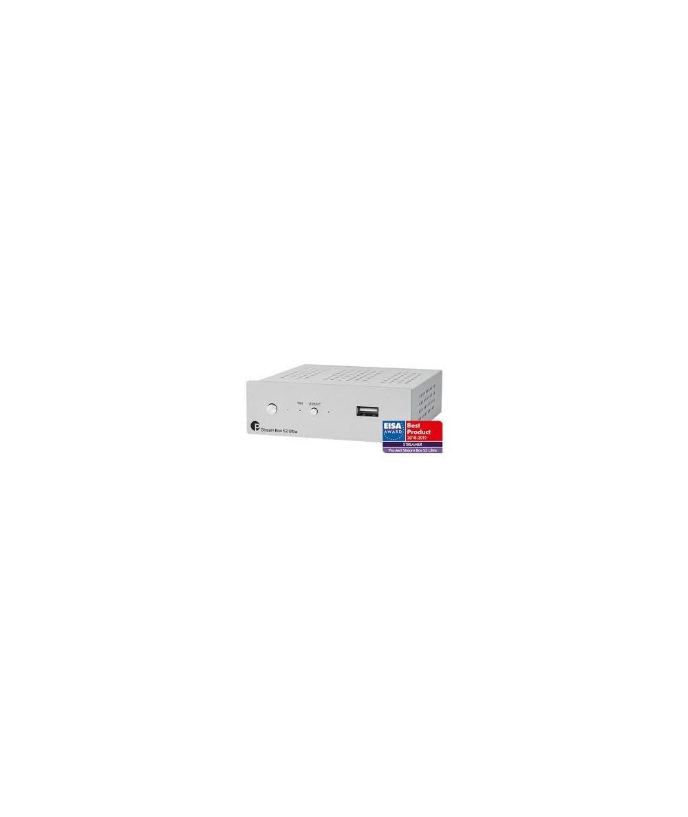 Pro-Ject Stream Box S2 Ultra tinklo grotuvas - Tinklo grotuvai