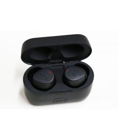 JAYS m-Seven Wireless tikros belaidės ausinės (earbuds) - True wireless