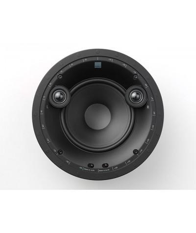 DALI Phantom E-60S įmontuojama lubinė stereo kolonėlė - Įmontuojamos kolonėlės