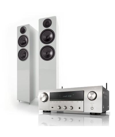 DENON DRA-800H + Acoustic...