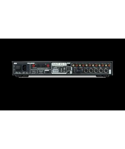 Naim Nait XS3 integruotas stereo stiprintuvas - Stereo stiprintuvai