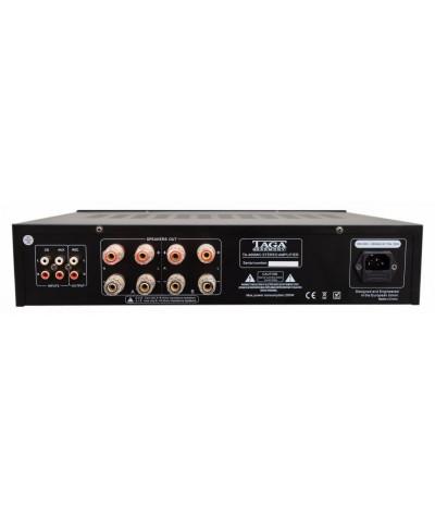 TAGA Harmony TA-400MIC stereo stiprintuvas su mikrofono pajungimu - Stereo stiprintuvai