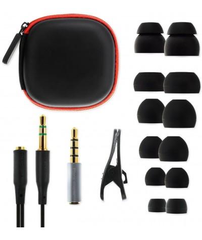SoundMagic E10C in-ear tipo ausinės - Įstatomos į ausis (in-ear)