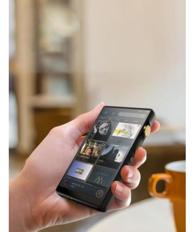 iBasso DX160 nešiojamas muzikos grotuvas - Nešiojami grotuvai