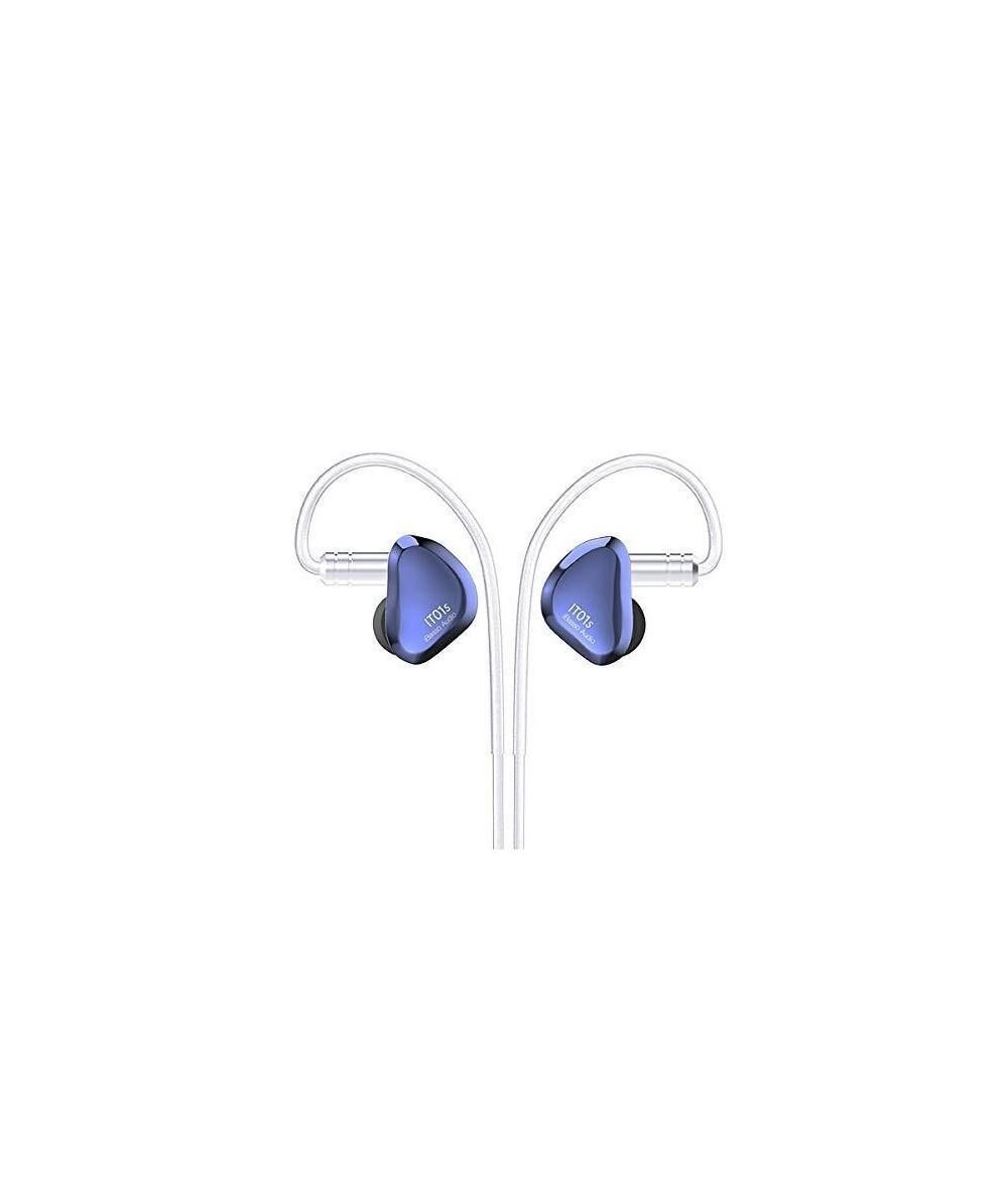 iBasso IT01s in-ear ausinės - Įstatomos į ausis (in-ear)