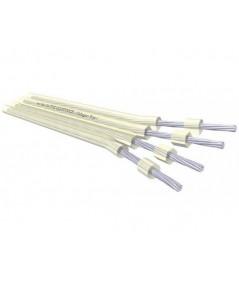 Van den Hul Cleartrack sidabruotas Bi-Wire kabelis kolonėlėms - Matuojami kolonėlių kabeliai