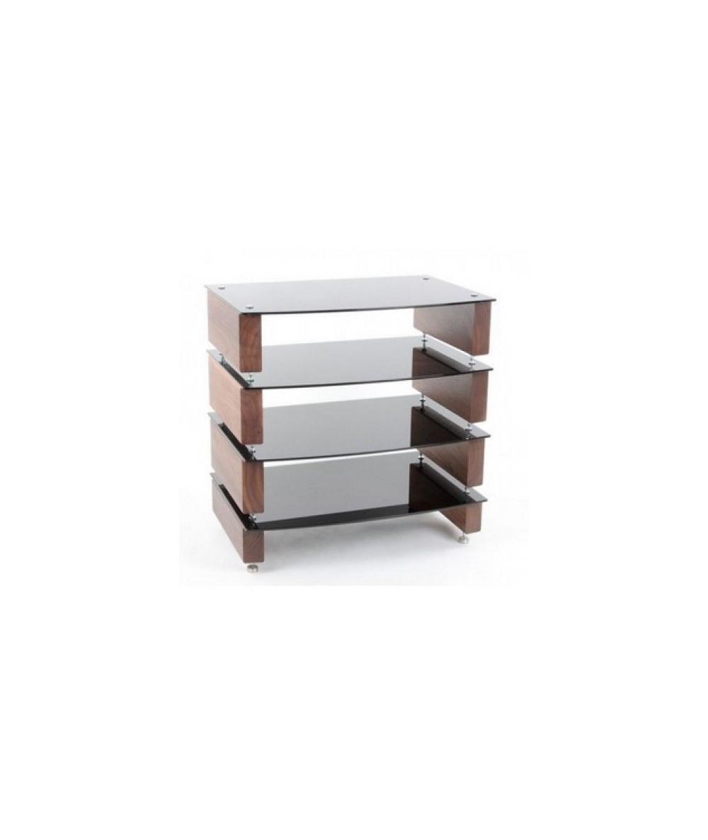 Custom Design Milan modulinė HiFi aparatūros spintelė - Spintelės aparatūrai