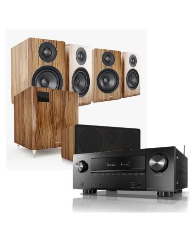Denon AVR-S950H + Acoustic...