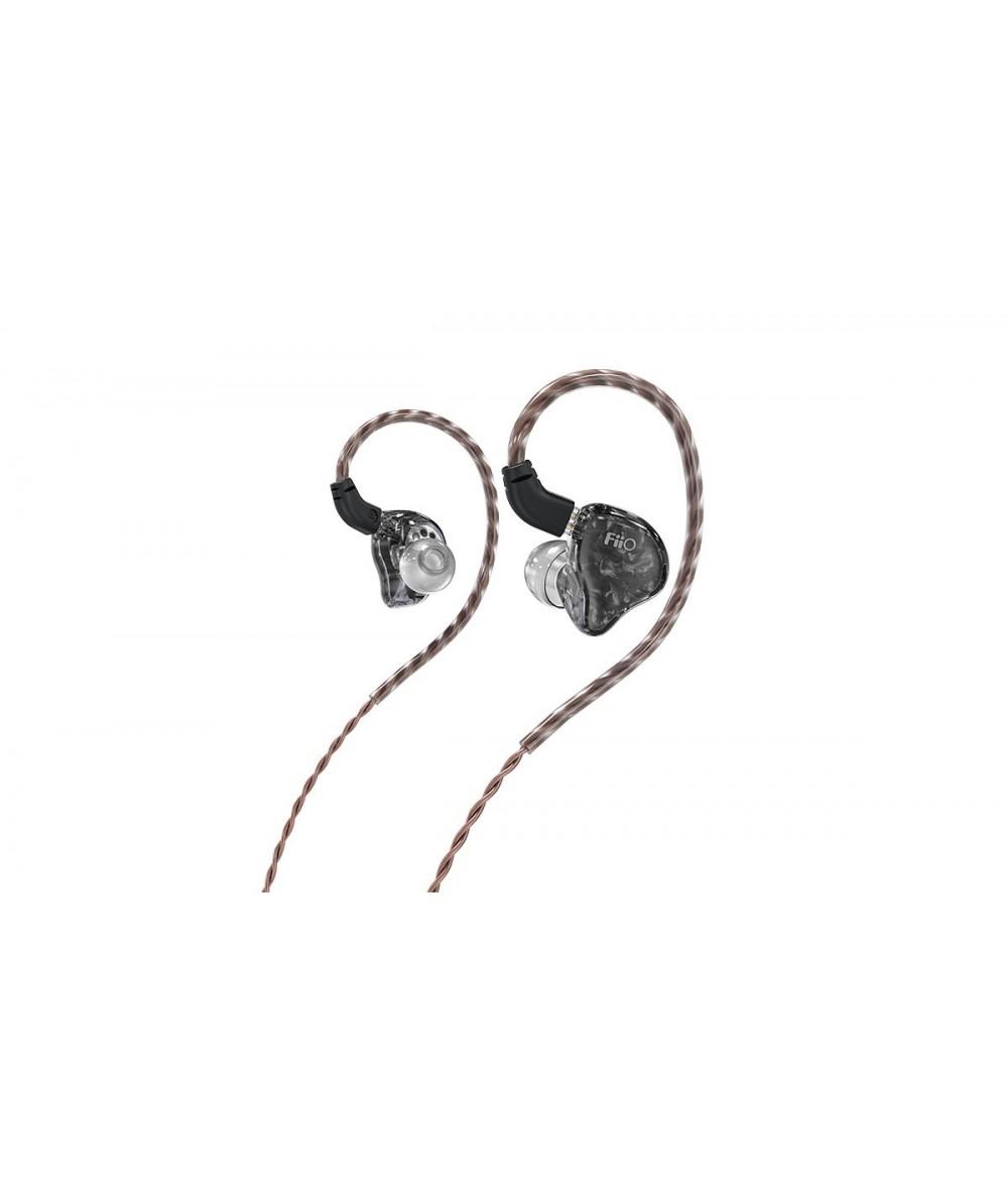 FiiO FH1S ausinės su dviem garsiakalbiais - Įstatomos į ausis (in-ear)