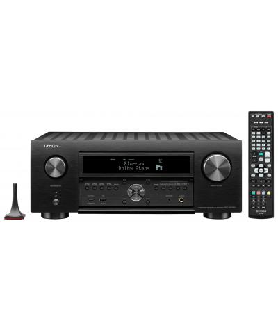 Denon AVC-X6700H 11 kanalų 8K namų kino stiprintuvas - Namų kino stiprintuvai