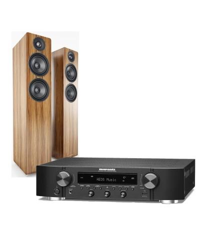 Marantz NR1200 + Acoustic Energy AE109 stereo sistema - Stereo komplektai