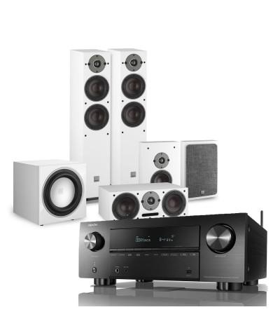 Denon AVC-X3700H + DALI Oberon 5.1 namų kino sistema - Namų kino sistemos